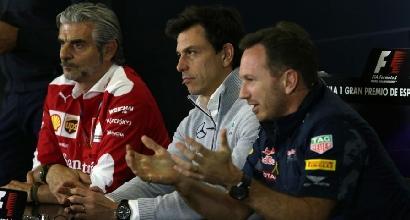 F1, guerra Ferrari-Red Bull