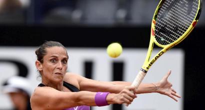 Internazionali di tennis: Roberta Vinci non ci ripensa, è l'ultimo atto