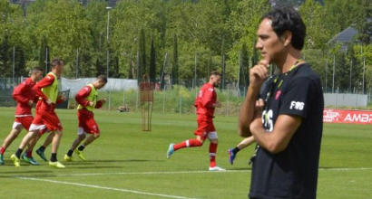 """Perugia, Nesta: """"Voglio vincere ai playoff e conquistare la Serie A"""""""
