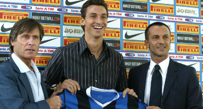 Inter-Juve, da Cannavaro a Ibrahimovic: i 5 cambi di maglia più clamorosi