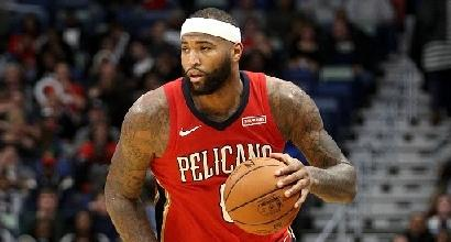 Mercato Nba: Demarcus Cousins firma con i Golden State Warriors, Rondo ai Lakers<br />