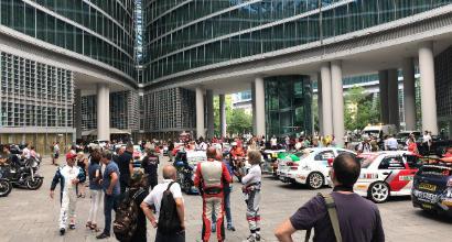 Milano Rally Show, è iniziata la festa dei motori