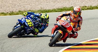 """MotoGP, Marquez pronto pe ril GP numero 100: """"Non penso al vantaggio"""""""