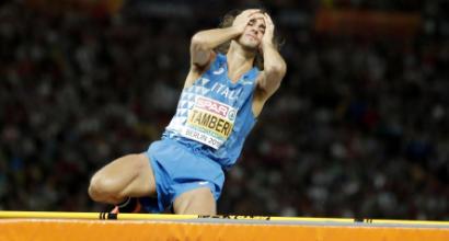 Europei atletica, la 4x400 donne solo quinta. Quarto posto per Tamberi e Crippa