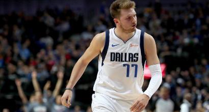 NBA: Gallinari trascina i Clippers contro i Nets, a Charlotte non basta un gigantesco Walker