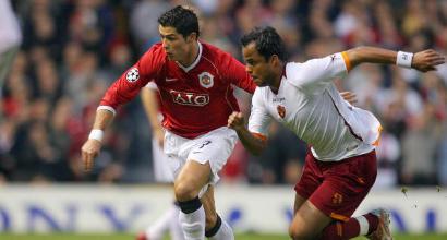 Verso Juventus-Roma, nel 2007 Cristiano Ronaldo fu pregato di fermarsi dai giallorossi