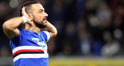 Super Quagliarella Show: magia di tacco per festeggiare il rinnovo con la Sampdoria