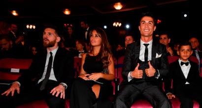 Ronaldo e Messi (Getty Images)