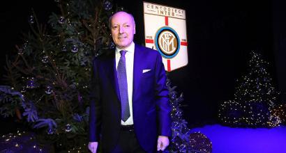 """Inter, Marotta: """"Icardi? I tifosi possono stare tranquilli, vedremo settimana prossima"""""""
