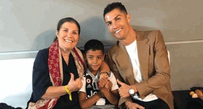 """Juventus, la mamma di Cristiano Ronaldo: """"Sto lottando per la mia vita"""""""