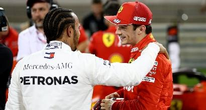 """F1, Hamilton: """"Daremo battaglia"""""""