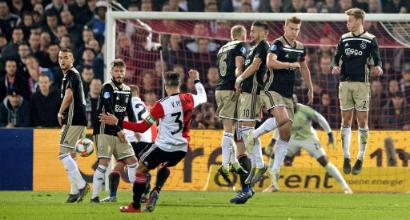 Ajax, senti Van Persie: