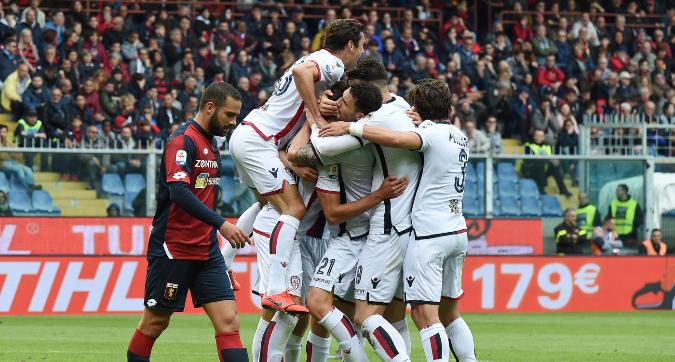 Serie A, Genoa-Cagliari 1-1: salvezza per i sardi, Prandelli spera nel Toro
