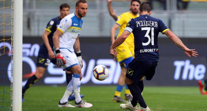 Serie A: Frosinone-Chievo 0-0