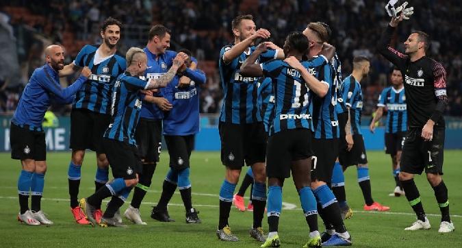 L'Inter dopo la gioia