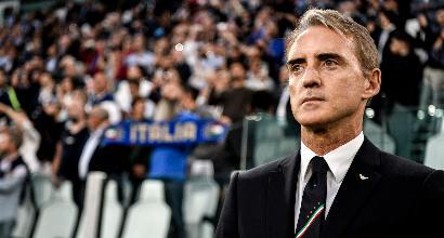 """Italia, Mancini: """"Secondo tempo dominato e abbiamo fatto gol bellissimi"""""""