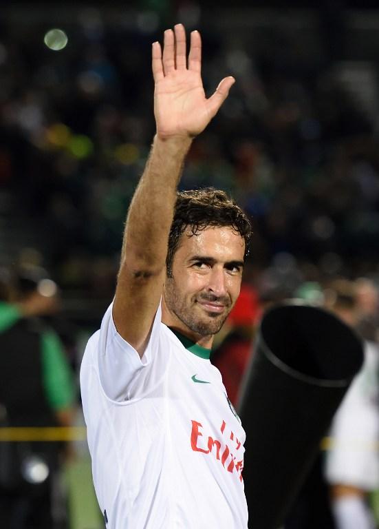 Raul vince coi Cosmos nel giorno del ritiro