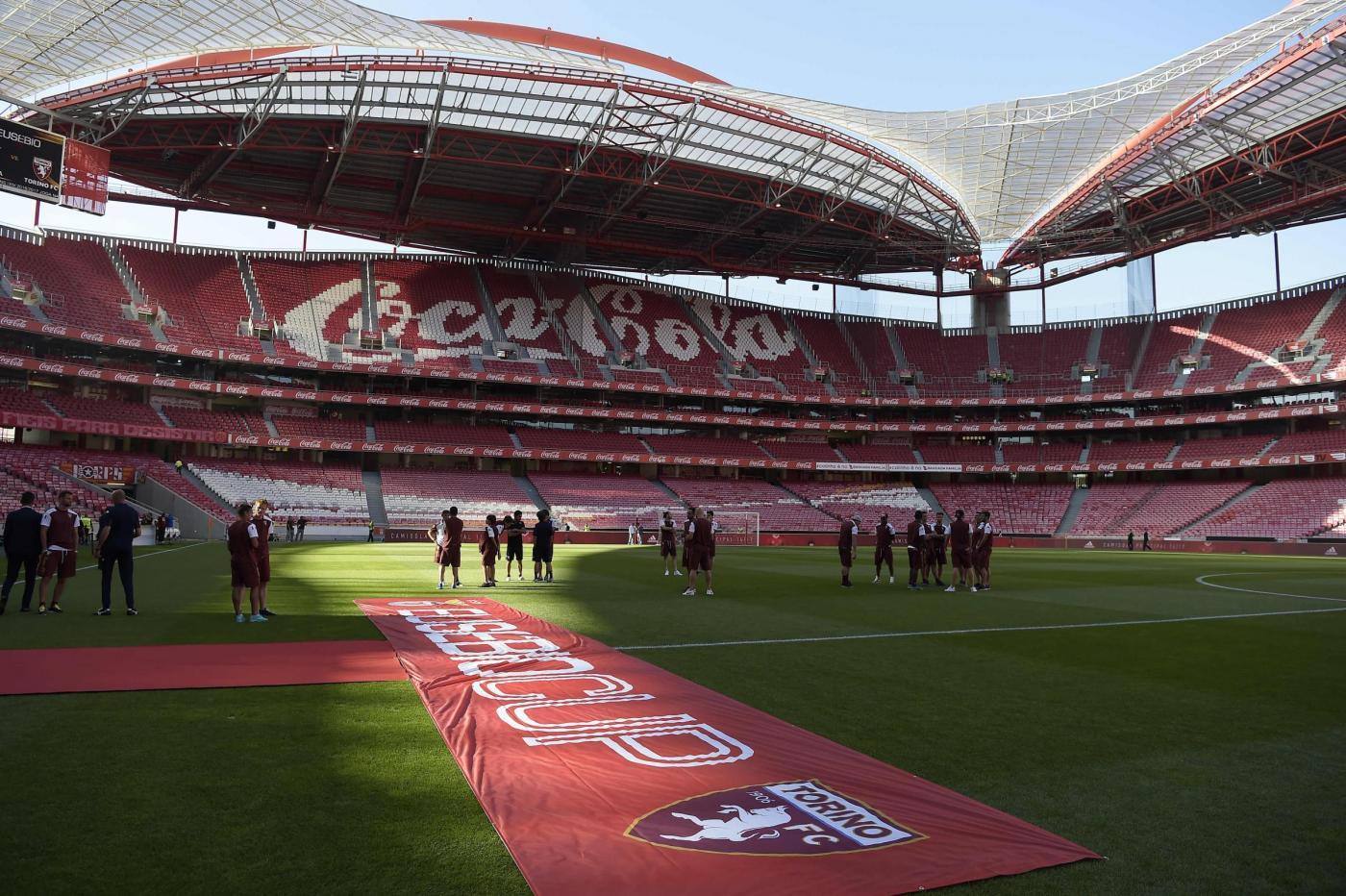 Eusebio Cup, il Toro batte il Benfica