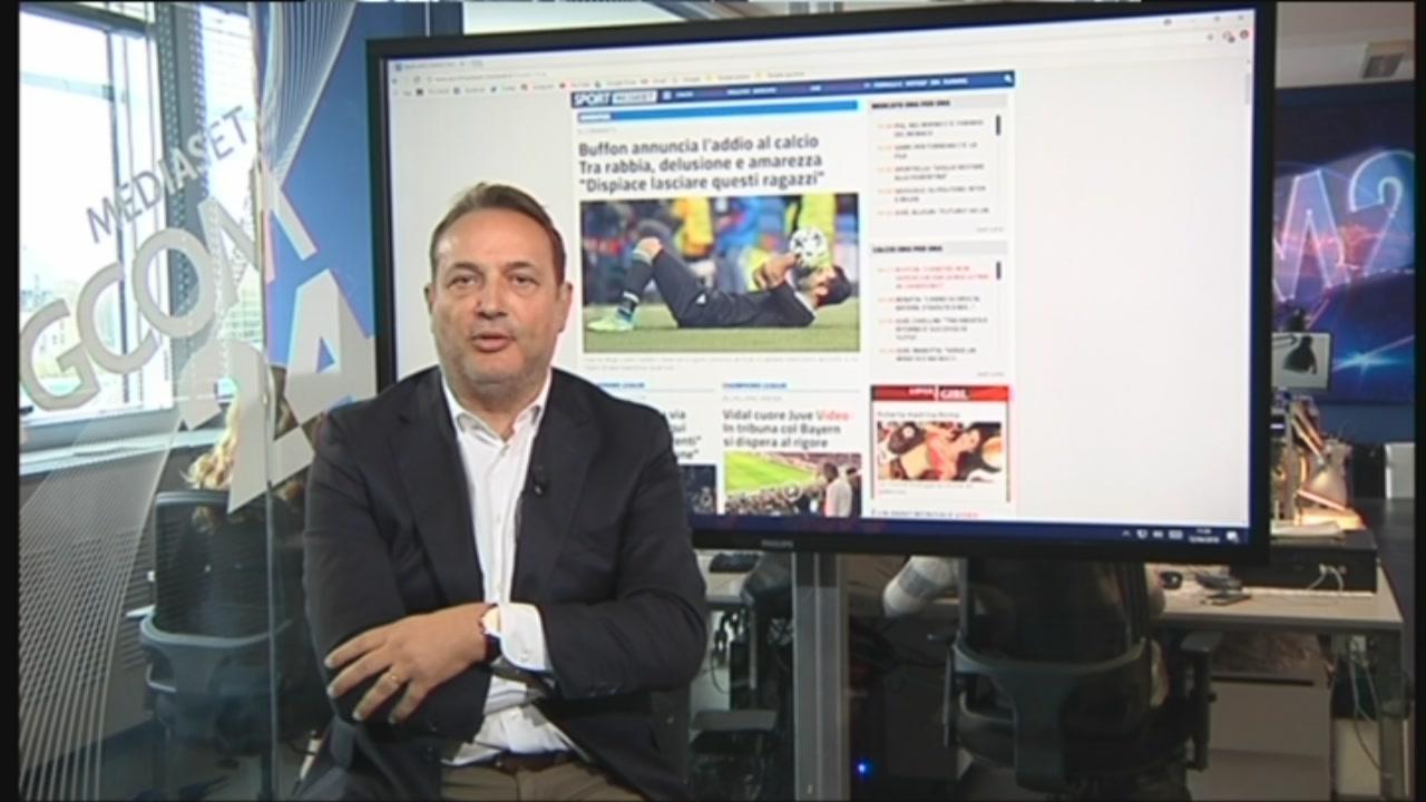 """""""La Juve alla pari col Real. Il rigore c'era ma... E Buffon va compreso"""""""