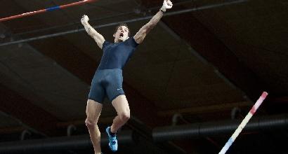 Salto con l'asta: Lavillenie cancella il record di Bubka