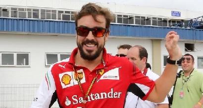 Fernando Alonso, foto IPP