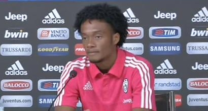 "Juventus, ecco Cuadrado: ""Qui per restare a lungo"""