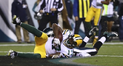 Nfl: Rodgers protagonista, i Packers risorgono