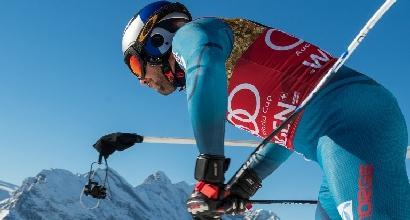 Sci, stagione finita per Svindal