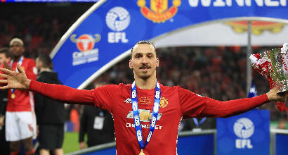Ibrahimovic tra Manchester e Los Angeles