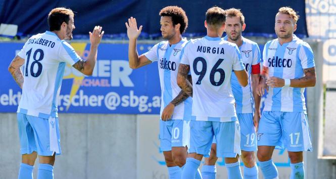 Amichevoli: ottima Lazio, 3-1 al Bayer Leverkusen