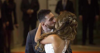 Messi e Antonella: in arrivo il terzo figlio