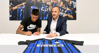 Inter, Cancelo: