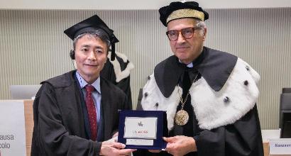 A Modena laurea honoris causa al creatore di Gran Turismo