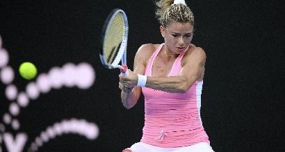 Wta Sydney, Giorgi sconfitta in semifinale dalla Kerber