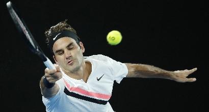 Aus Open: trionfa Roger Federer
