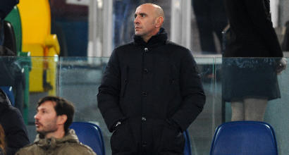 "Roma, Monchi: ""Di Francesco non è in discussione"""
