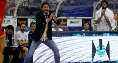 Fortitudo, Pozzecco nuovo coach