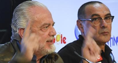 Napoli: Adl-Sarri, mercoledì o giovedì l'incontro decisivo per il futuro