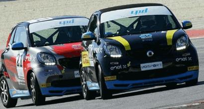 La smart EQ fortwo e-cup al Milano Rally Show: le cose da sapere