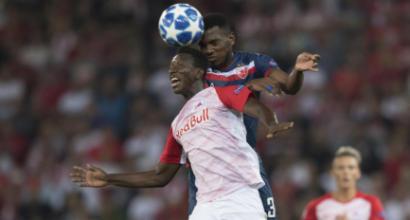 Champions: Benfica e Psv ai gironi