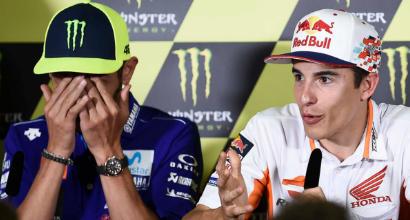 """MotoGp, Marquez: """"Pronto a fare pace con Valentino"""""""