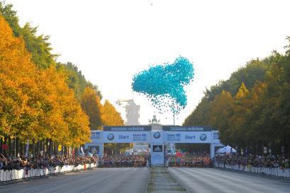 Berlino – Al via l'autunno delle grandi maratone
