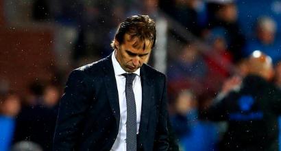 """Real, Lopetegui: """"Vado avanti, non sono fuso"""". E Perez pensa al ritorno di Mourinho"""