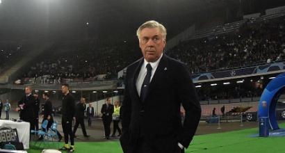 """Insulti negli stadi, Ancelotti duro: """"Fermiamo le partite"""""""