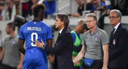 Mancini e il dettaglio del gol: Balo e Belotti da recuperare