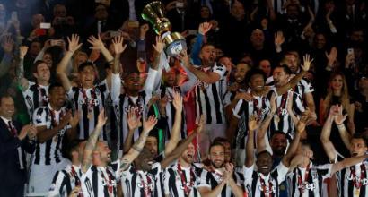 Coppa Italia, il tabellone degli ottavi di finale