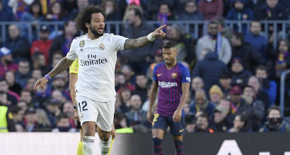"""Real, Marcelo torna ad alimentare il sogno: """"La Juventus è un club spettacolare"""""""