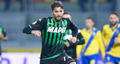 """Sassuolo, Locatelli: """"Il Milan mi ha fatto piangere. Juve? Sarebbe fantastico"""""""