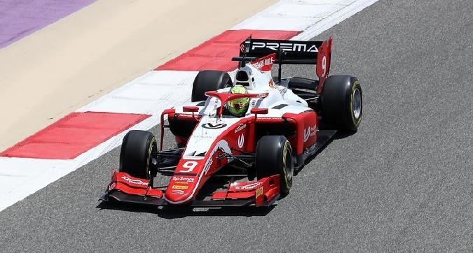 Formula 2: Ghiotto vince, Schumi jr sesto