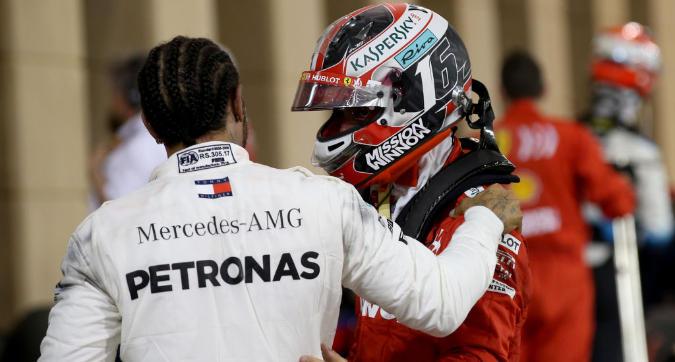"""Mercedes, fair play Hamilton: """"Leclerc meritava la vittoria"""""""